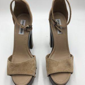 Never Worn . Chunky Steve Madden shoes